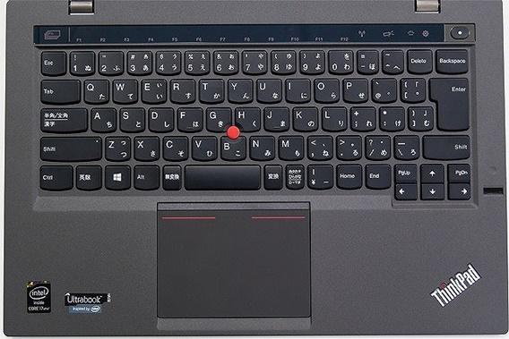新しいThinkPad X1 Carbon 日本語キーボード