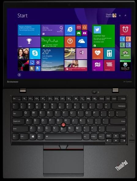 第3世代の新しい ThinkPad X1 Carbon 2015 情報