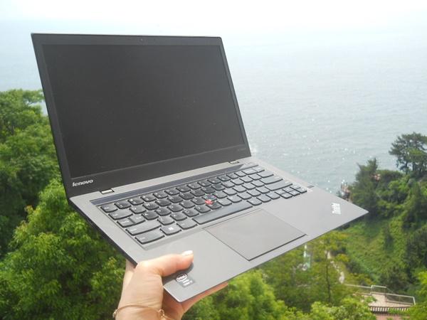 ThinkPad X1 Carbon を連れて熱海へ女子旅