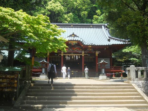 熱海の伊豆山神社(縁結び)パワースポット