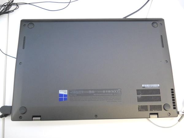 ThinkPad X1 Carbon 2015の最大搭載メモリは8GBだけどオンボードなので自分でのメモリ交換は難しい