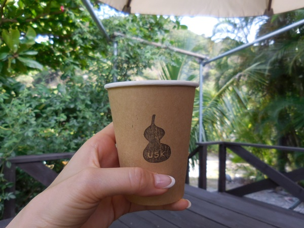 USKCoffeeの小笠原コーヒー