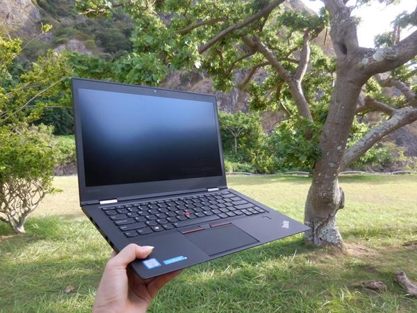 第3世代よりさらに軽量化、ThinkPad X1 Carbon 2016の重さを実測♪